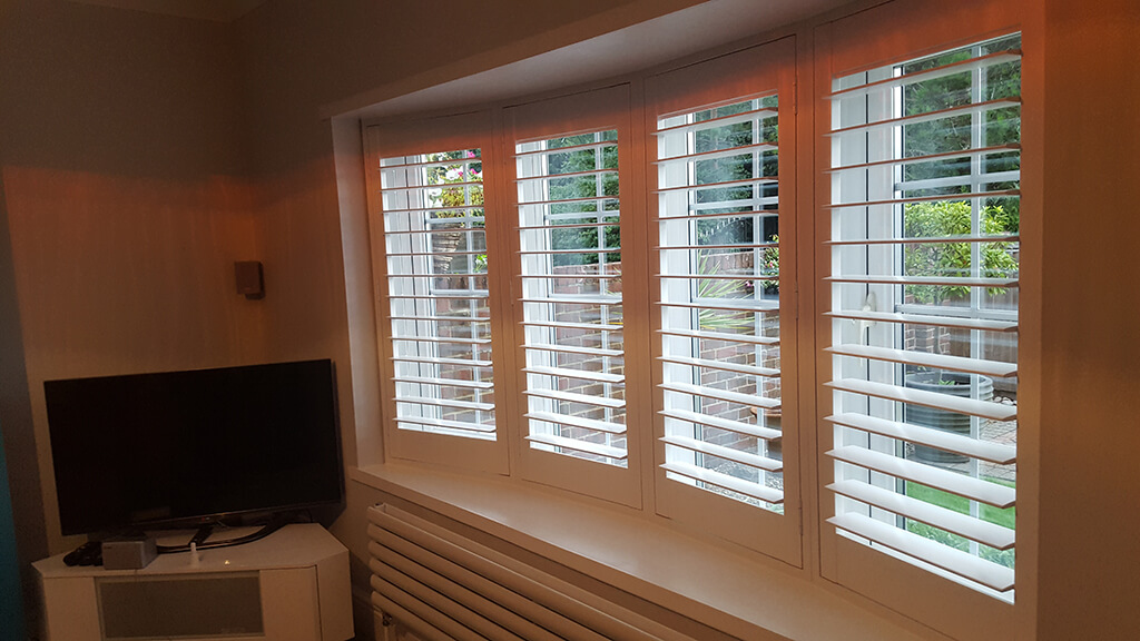 Quality Real Wood Shutters
